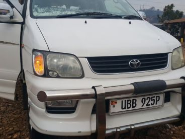 Pre-owned Toyota noah for sale in