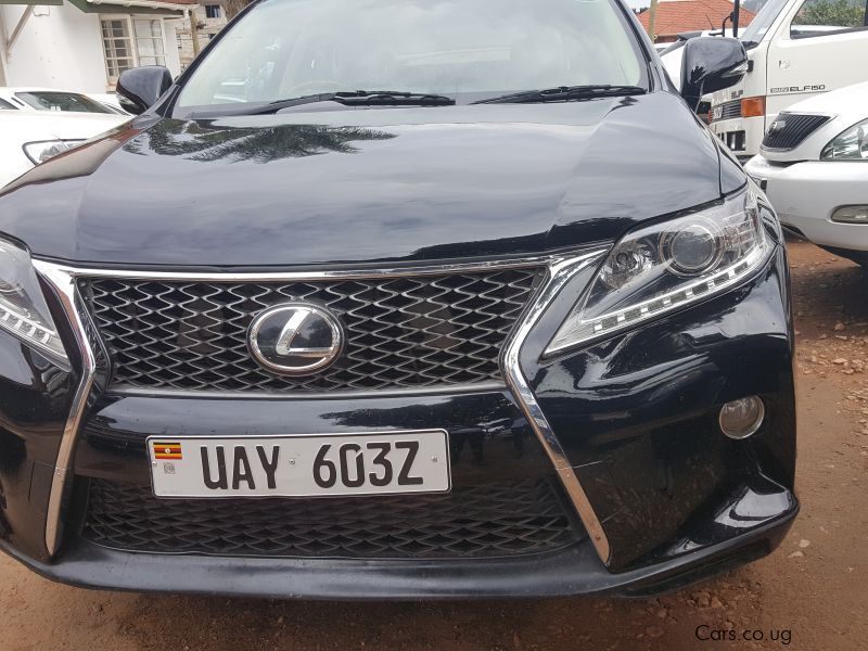 Pre-owned Lexus RX for sale in