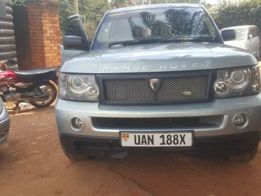 Pre-owned Land Rover rangerover for sale in