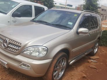 Pre-owned Mercedes-Benz M-class for sale in