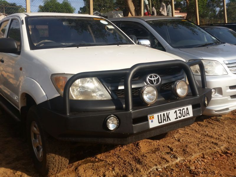 Pre-owned Toyota HI-Lux for sale in
