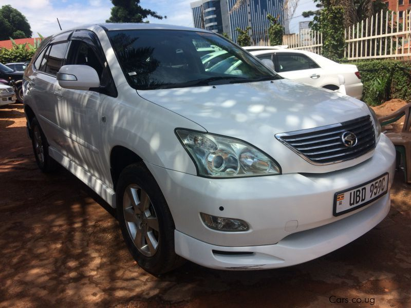 Pre-owned Toyota Harrier for sale in