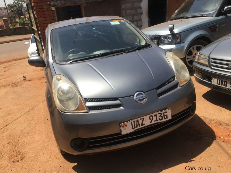 Pre-owned Nissan Note for sale in