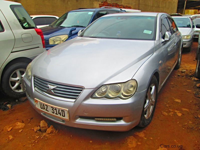 Pre-owned Toyota Mark X for sale in
