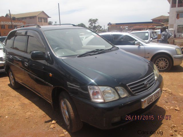 Pre-owned Toyota Gaia for sale in