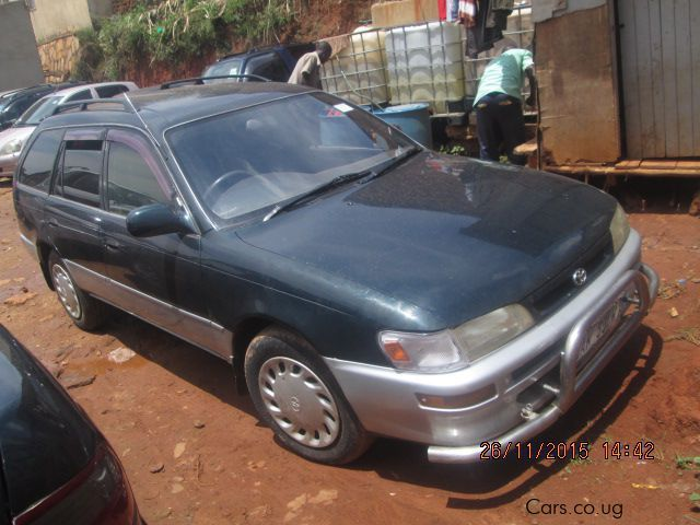 Pre-owned Toyota Corolla  G-Touring for sale in