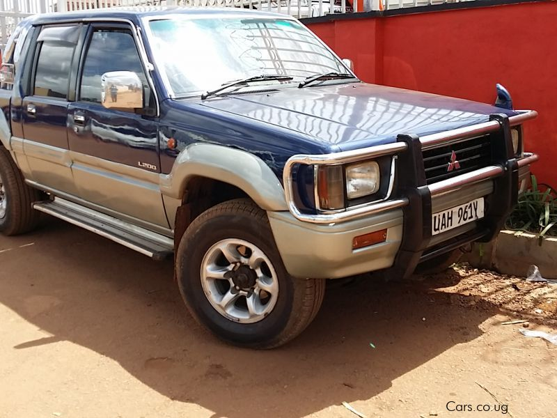 Pre-owned Mitsubishi L200 for sale in Kampala