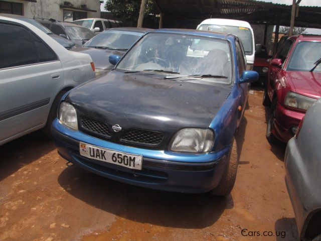 Pre-owned Nissan Micra for sale in Kampala