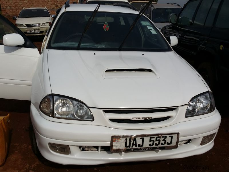 Pre-owned Toyota 2000 for sale in Kampala