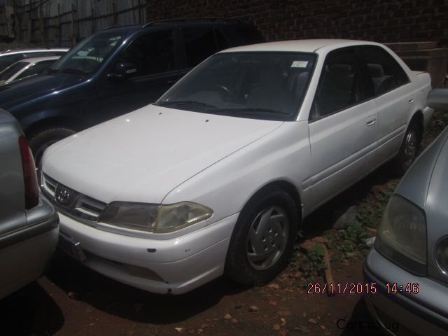 Pre-owned Toyota Carina for sale in Kampala