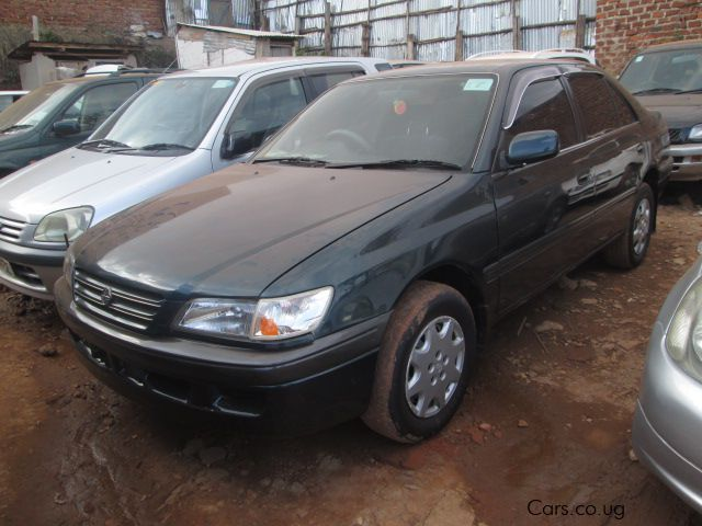 Pre-owned Toyota Premio for sale in Kampala