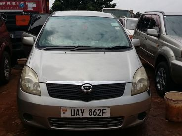 Pre-owned Toyota Spacio new shape 2003 for sale in