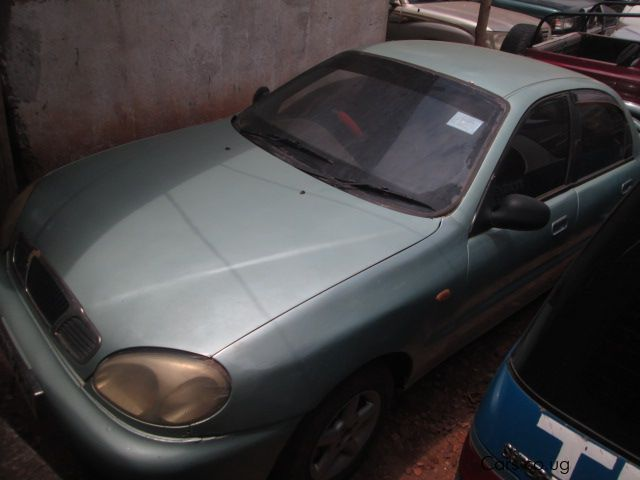 Pre-owned Daewoo Lanos for sale in Kampala