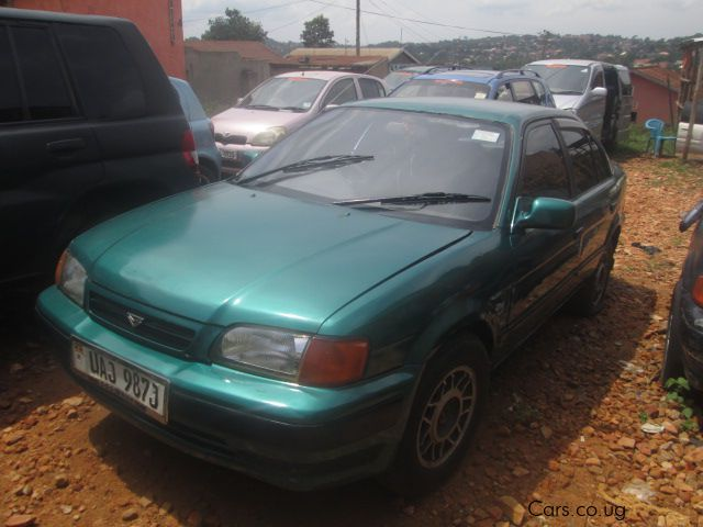 Pre-owned Toyota Corsa for sale in Mukono