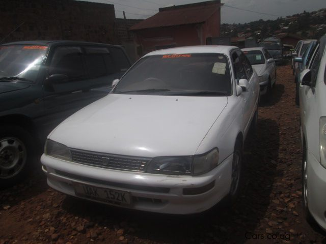 Pre-owned Toyota Corolla for sale in Mukono