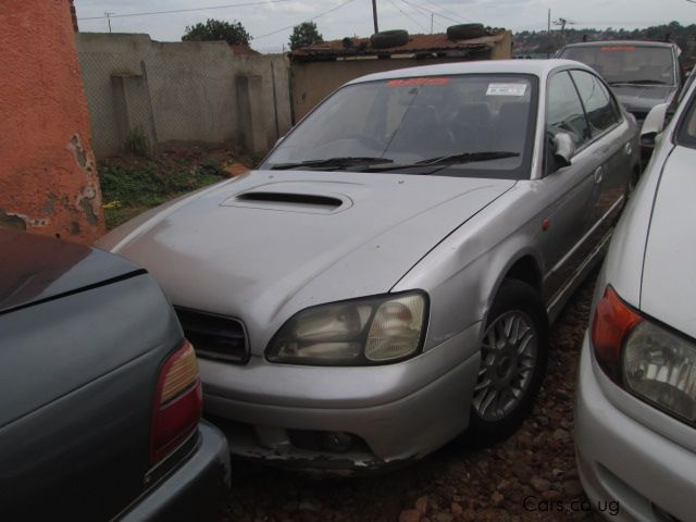 Pre-owned Subaru Legacy B4 for sale in Mukono