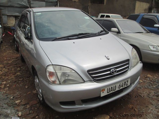 Pre-owned Toyota Nadia for sale in Bakuli Kampala
