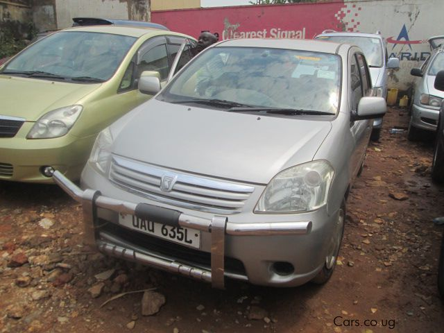 Pre-owned Toyota Raum for sale in Bakuli Kampala