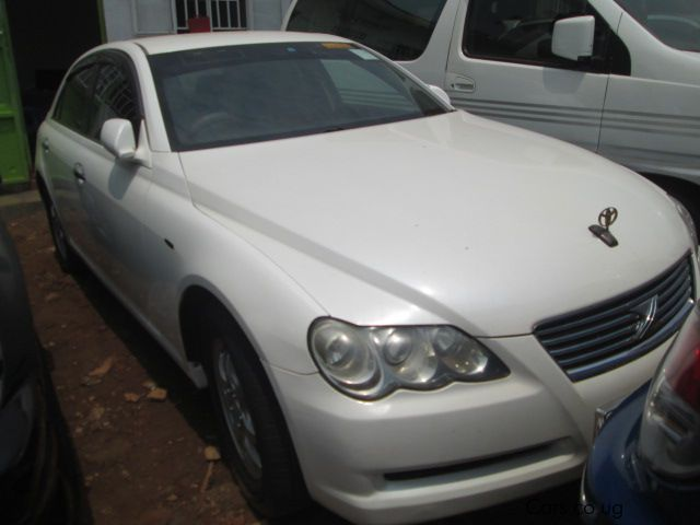 Pre-owned Toyota Mark X for sale in Bakuli Kampala