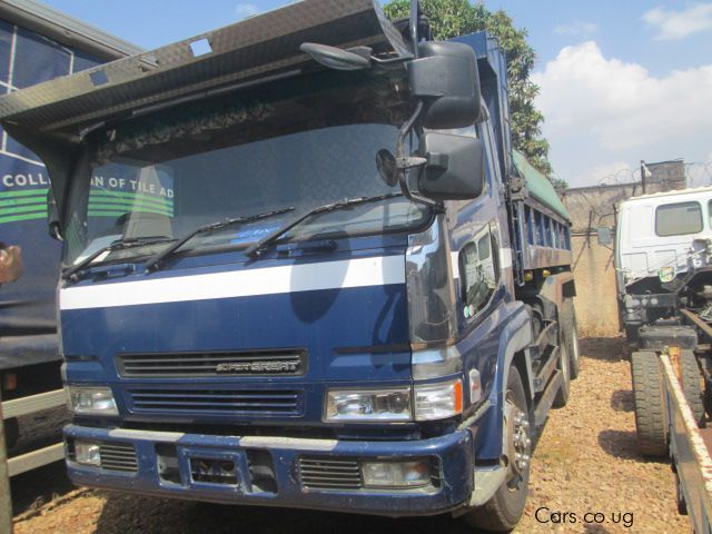 Pre-owned Isuzu Giga for sale in Kampala