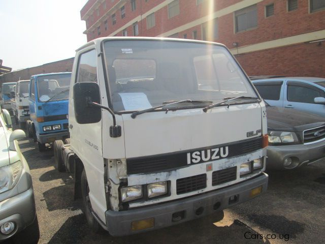 Pre-owned Isuzu Elf 250 for sale in Kampala