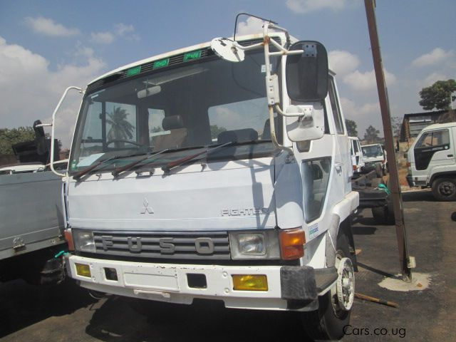 Pre-owned Mitsubishi Fuso Fighter for sale in Kampala