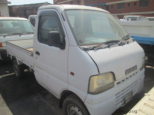 Pre-owned Suzuki Carry for sale in Kampala