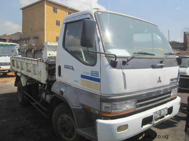Pre-owned Mitsubishi Fuso Migion for sale in Kampala