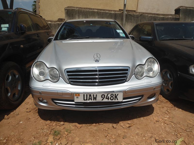 Pre-owned Mercedes-Benz C180 for sale in Kampala