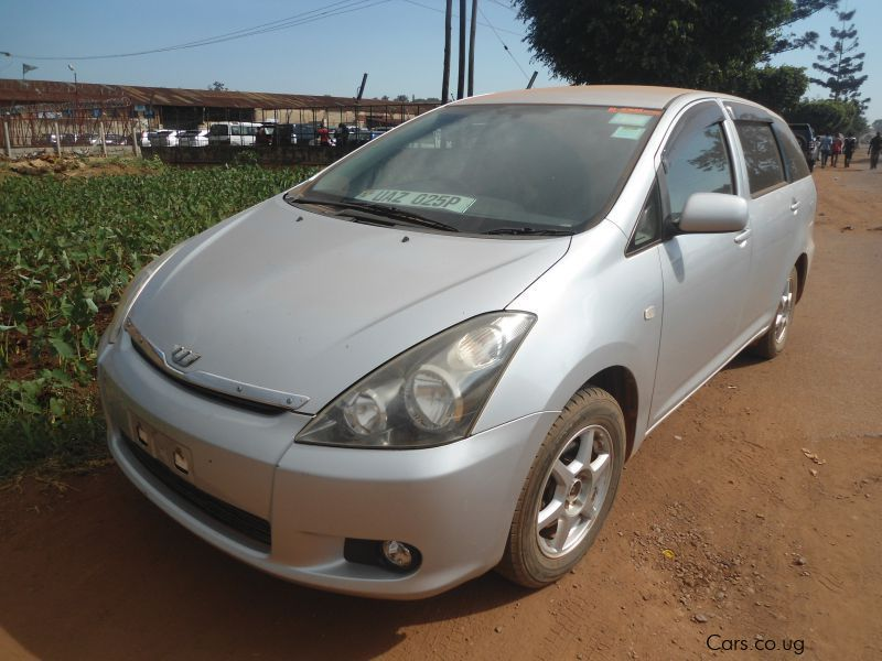 Pre-owned Toyota Wish for sale in Kampala