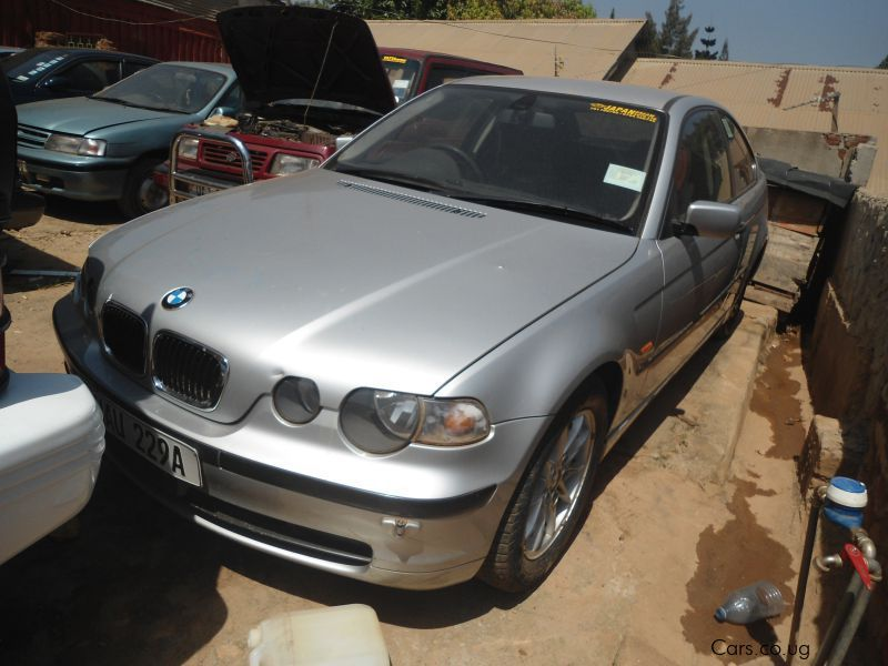 Pre-owned BMW 315 for sale in Kampala