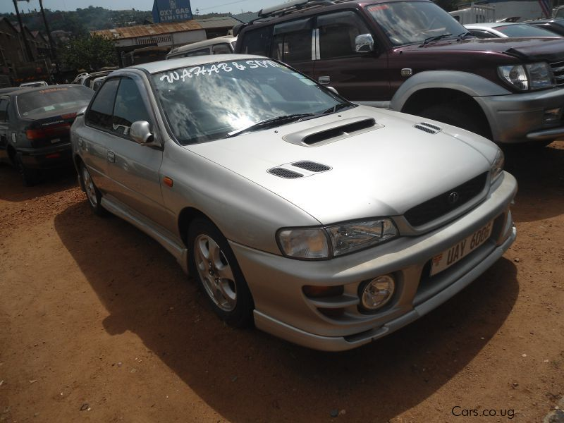 Pre-owned Subaru Impreza for sale in Kampala