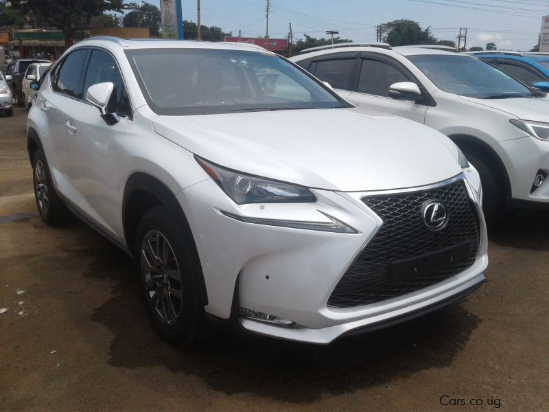 Pre-owned Lexus NXZ00t for sale in Kampala