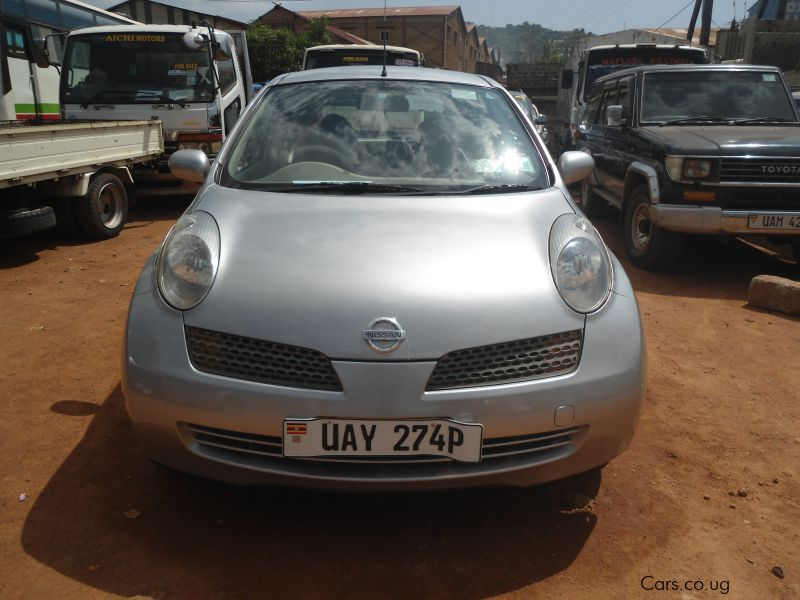 Pre-owned Nissan March for sale in Kampala