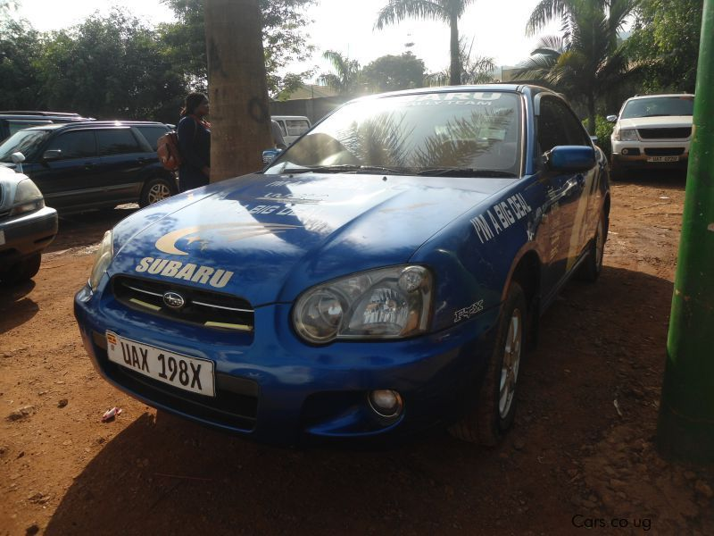Pre-owned Subaru Imprezza for sale in Kampala