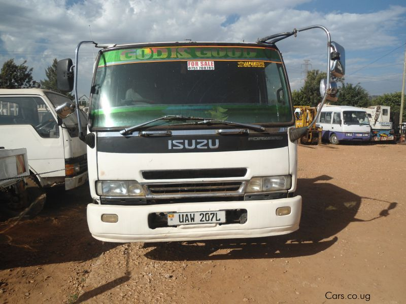 Pre-owned Isuzu Forward for sale in Kampala