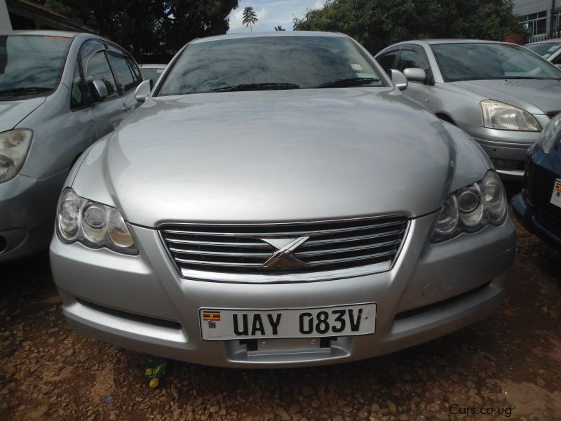 Pre-owned Toyota Mark-X for sale in Kampala