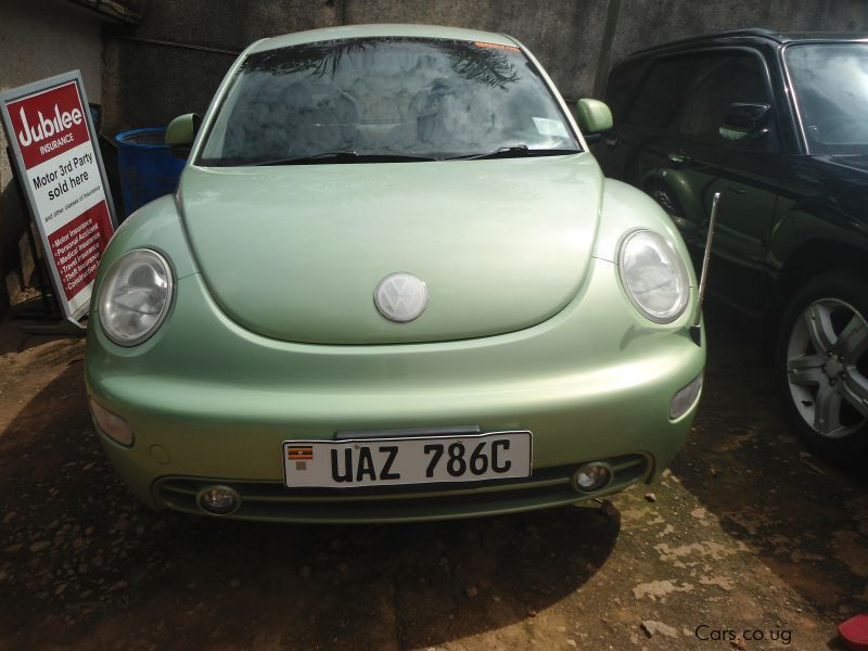 Pre-owned Volkswagen Beetle for sale in Kampala