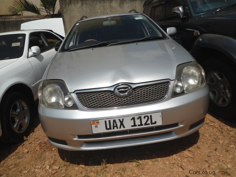 Pre-owned Toyota Fielder for sale in Kampala