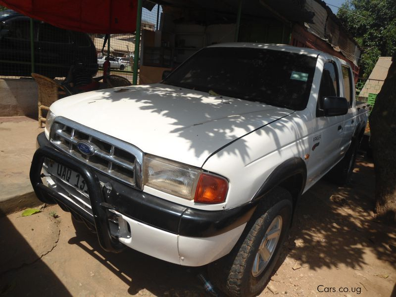 Pre-owned Ford Ranger for sale in Kampala