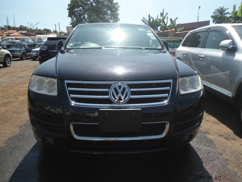 Pre-owned Volkswagen Touareg for sale in Kampala