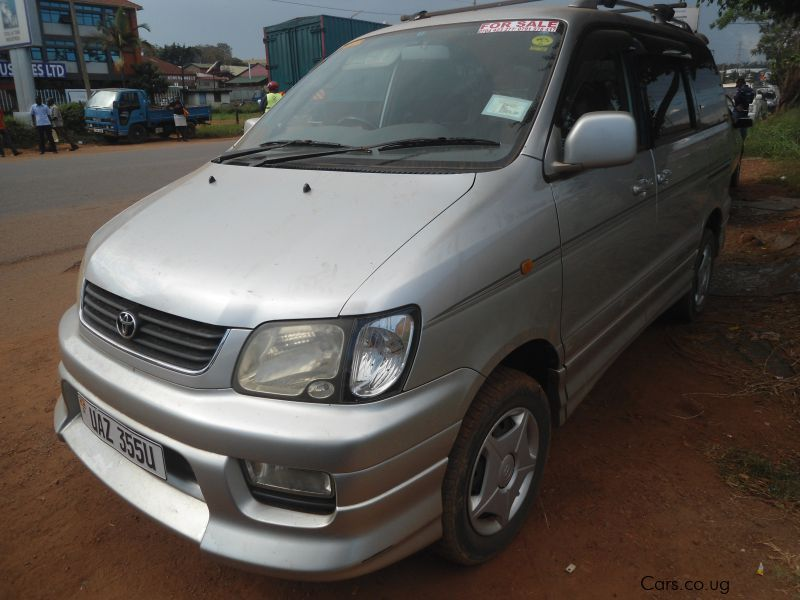 Pre-owned Toyota Noah for sale in Kampala