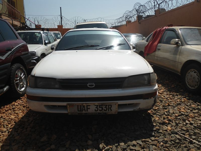 Pre-owned Toyota corolla for sale in Kampala