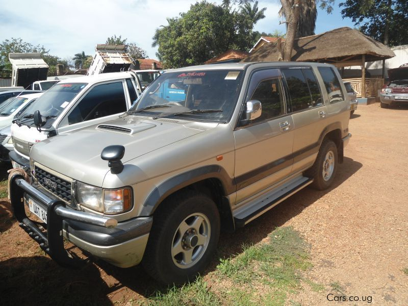 Pre-owned Isuzu Bighorn for sale in Kampala