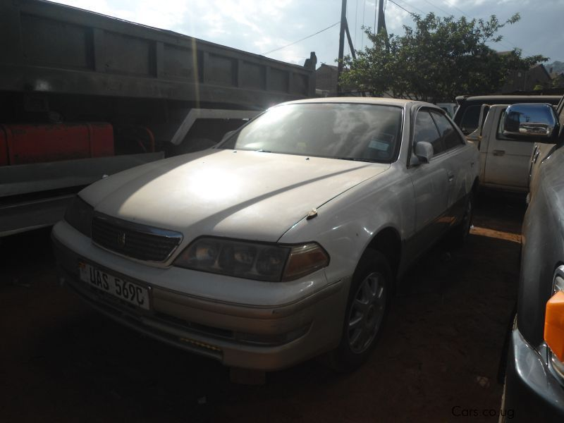 Pre-owned Tata Mark2 for sale in Kampala