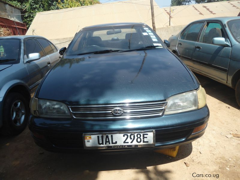 Pre-owned Toyota Tercel for sale in Kampala