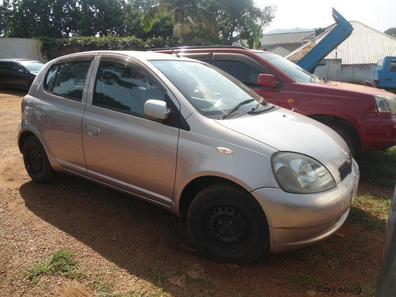 Pre-owned Toyota VITZ for sale in Kampala