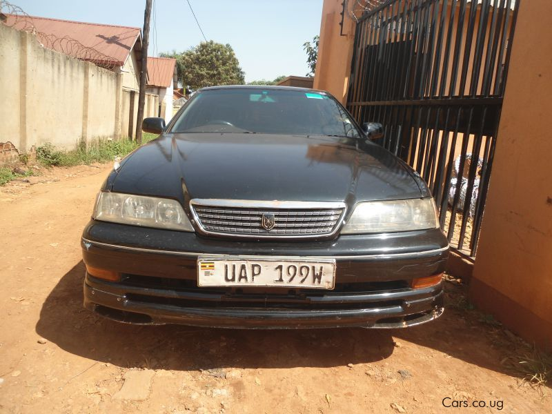 Pre-owned Toyota Mark2 for sale in Kampala