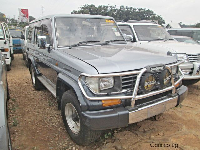 Pre-owned Toyota Prado SX for sale in