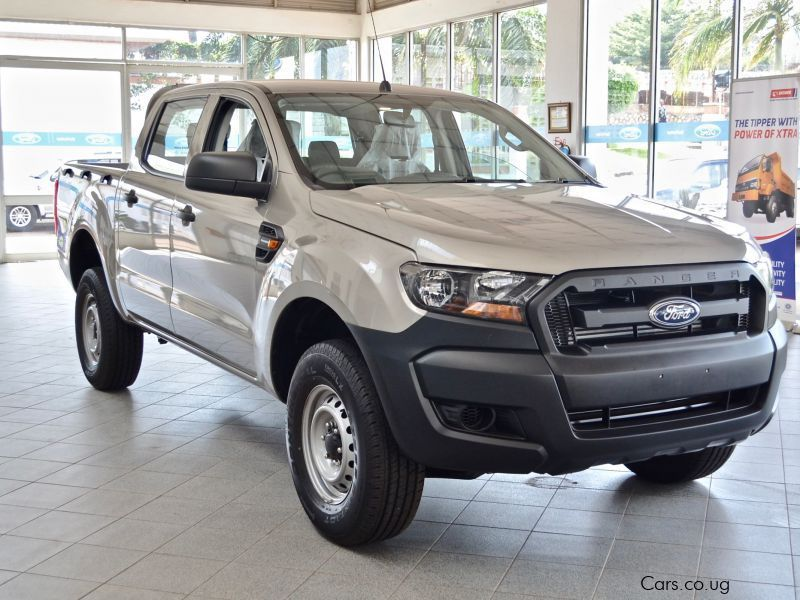 Pre-owned Ford Ranger T6 for sale in